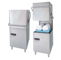 DC Standard Range Passthrough Dishwashers