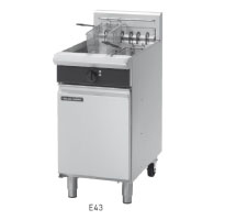 E43 SINGLE PAN ELECTRIC FRYER 450mm