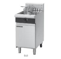 E43 SINGLE PAN ELECTRIC FRYER 450mm