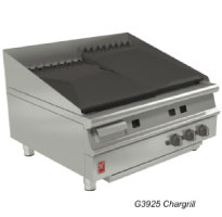 G3625, G3925, G31225 & G31525 GAS RADIANT CHARGRILLS